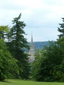 Vue du Domaine des Roches à Briare  - crédit photo Yseult Carré